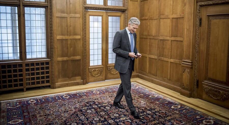 Danske Banks topchef, Thomas F. Borgen.