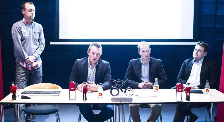 Arkivfoto. Danmarks Cykle Union håber, at Martin Toft Madsens sag fører til mere kontrol med producenter og forhandlere.