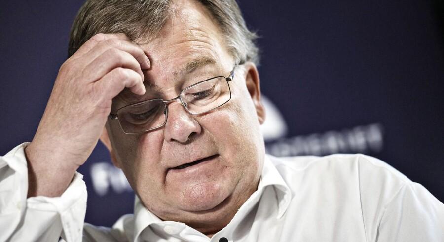 Finansminister Claus Hjort Frederiksen (V).