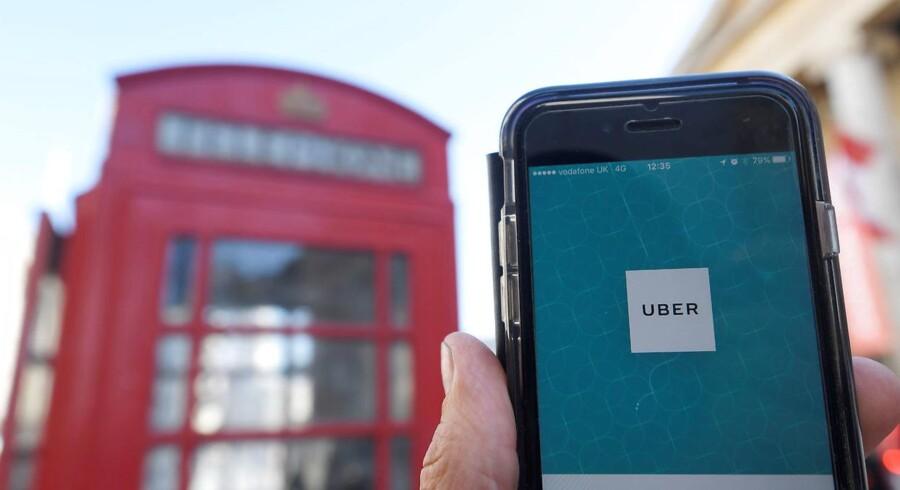 Uber skal i denne uge for byretten i Westminster, London, for at appellere de britiske lovgiveres beslutning om at fratage Ubers arbejdstilladelse.