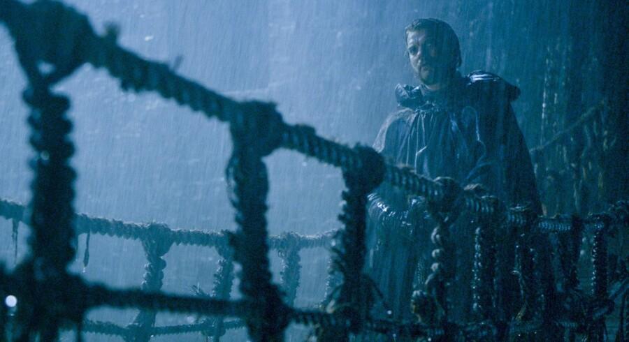 Danske Pilou Asbæk debuterede i Game of Thrones i sæson seks og spiller ligeledes en stor rolle i syvende sæson. Free/Hbo Nordic/arkiv