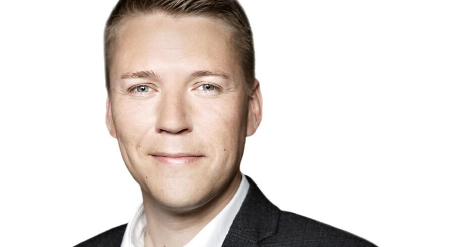 Rasmus Horn Langhoff, Socialdemokratiets ligestillings- og turismeordfører.