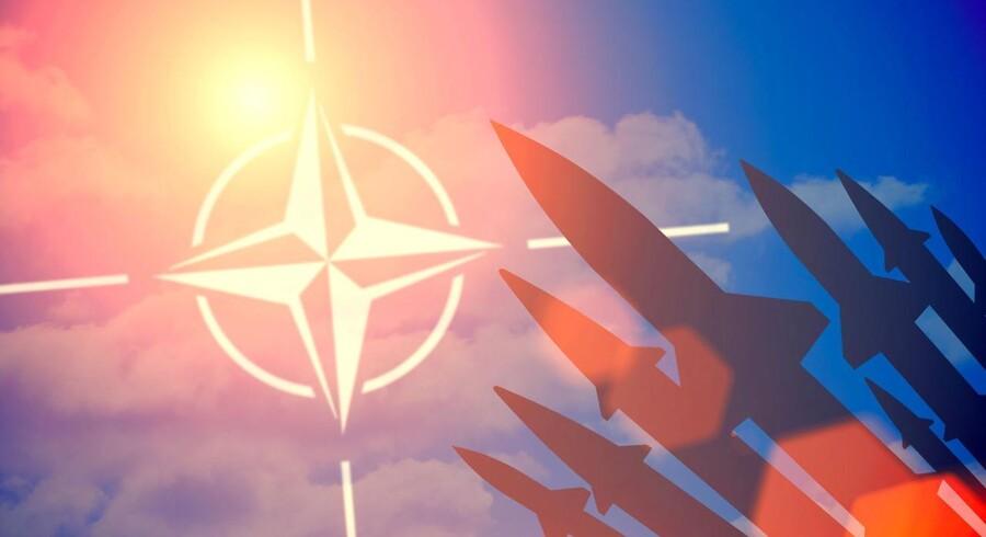 NATO står over for nye risici med teknologi, der er til rådighed for langt flere lande end tidligere.