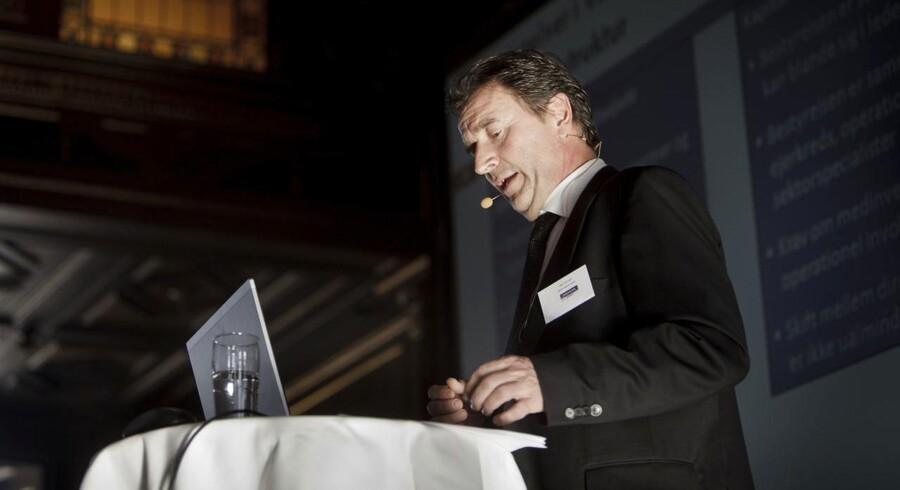 Vagn Sørensen stopper som bestyrelsesformand hos TDC.