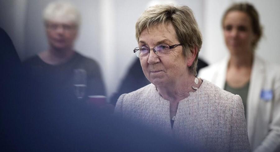 Ifølge Marianne Jelved bør Mette Frederiksen passe på inden hun lover at holde Radikale ude af udlændingepolitikken. For brænder man broer, kan man ende med at tabe, mener hun.