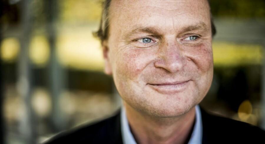 Lasse Bolander er netop blevet afsat som formand for driftsselskabet Nordjyske Medier, som han har stået i spidsen for siden 2009.