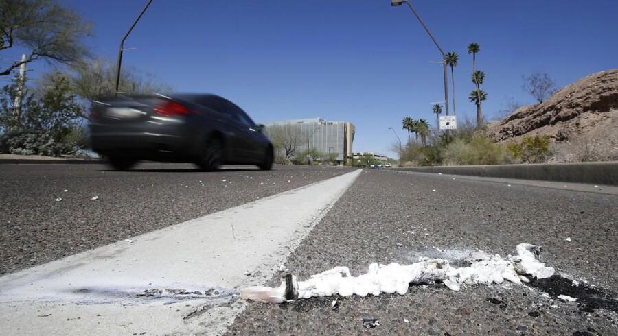 Mandag kom det frem, at en kvinde blev ramt og dræbt af en selvkørende Uber-bil.