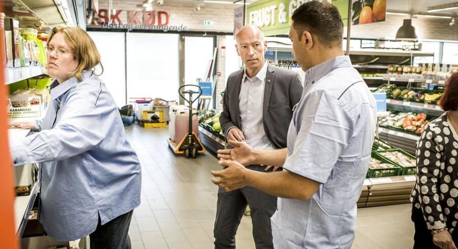 Finn Tang blev i september sidste år adm. direktør for Aldi. Han var i 15 år ansat hos en anden tyske kæde, nemlig Lidl, hvor han med succes byggede den op til de nu 107 butikker rundt om i Danmark.
