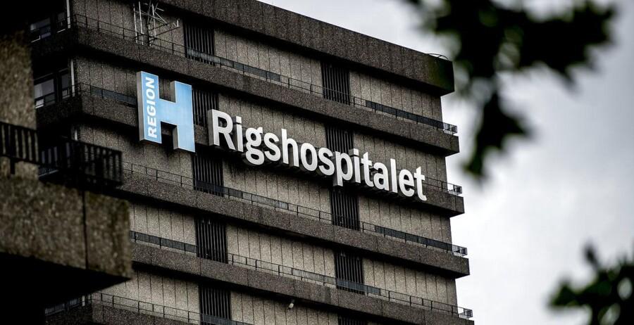 """Styrelsen for Patientsikkerhed har meldt en medarbejder på Rigshospitalet til politiet for ikke at indberette """"mistænkeligt"""" dødsfald."""