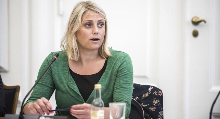 Som det eneste parti gik Socialdemokratiet og retsordfører Trine Bramsen ind for at bevare blasfemiparagraffen, da den fredag blev afskaffet af et bredt flertal i Folketinget.