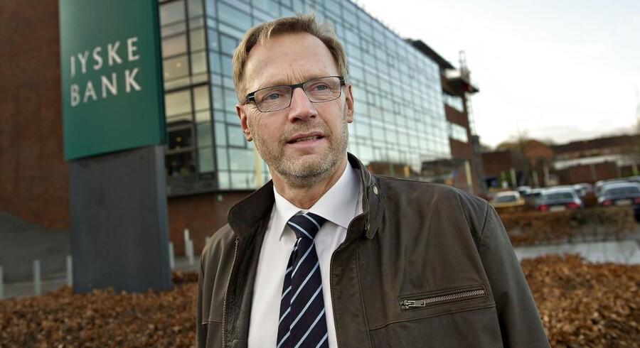 ARKIVFOTO: Jyske Banks direktør Anders Dam.
