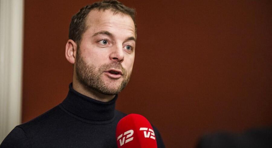 Regeringen får ikke en aftale med fastfrosset grundskyld i hus, hvis det står til de Radikale, udtaler formand Morten Østergaard.