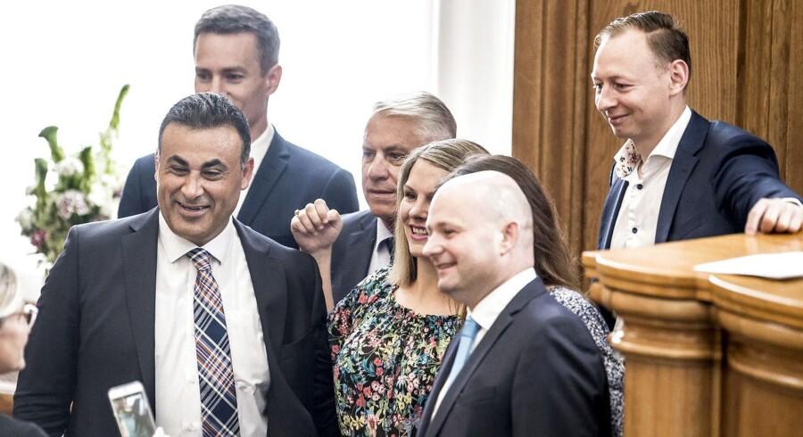 Onsdag sætter De Konservative den endelige holdopstilling op mod det kommende folketingsvalg.