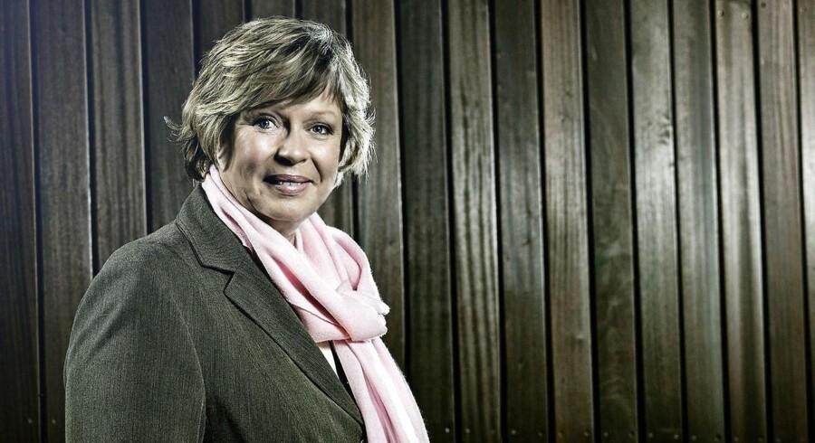 Hanni Toosbuy Kasprzak er blandt de investorer, der vil investere i mellemstore virksomheder.