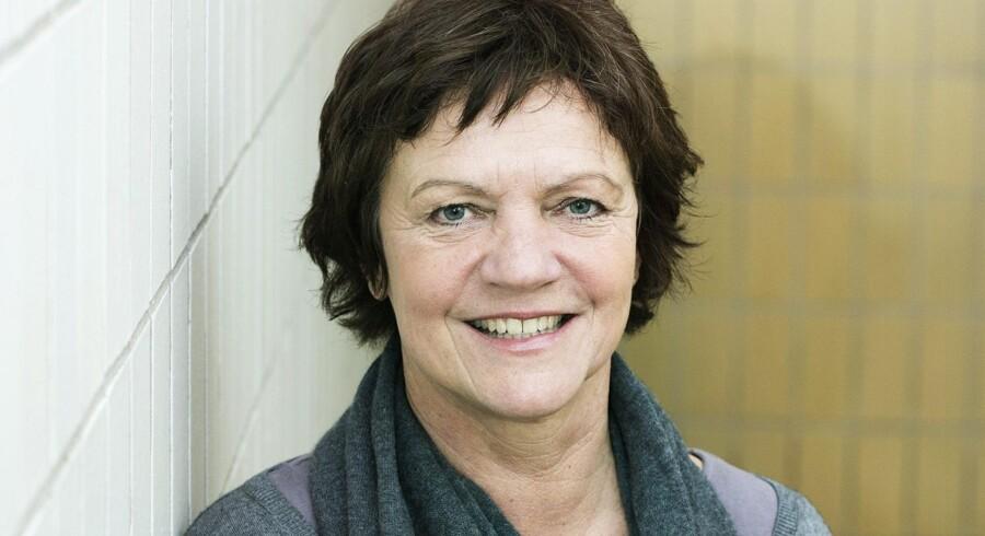 Asylchef Anne la Cour er Røde Kors' ansigt udadtil.