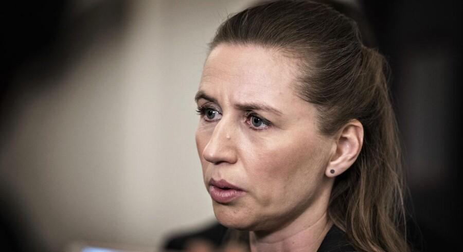 S-formand Mette Frederiksen er i gang med en historisk omlægning af Socialdemokratiets udlændingepolitik.