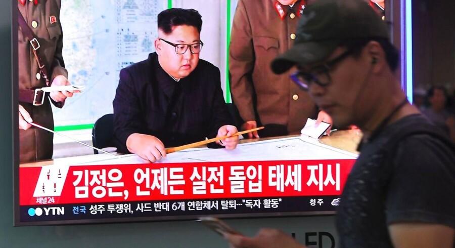 Verden følger med spænding den nordkoreanske leder Kim Jong-uns optrapning af konfrontationerne med omverdenen.