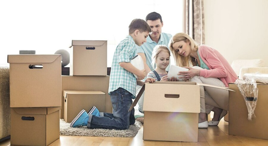 Arkivfoto. Det kan virke umuligt at komme ind på boligmarkedet i særligt de større byer, hvis man er førstegangskøber på jagt efter en lejlighed.