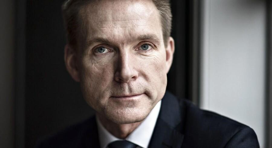 Arkivfoto. Kristian Thulesen Dahls nye besked om, at DF er klar til regeringsamarbejde med Venstre vil blive mødt med massiv opbakning på partiets årsmøde i weekenden. Læg samtidig mærke til, at beskeden om DFs regeringsambition ikke længere sætter offentligheden i brand.