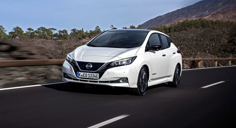 BMINTERN - New Nissan LEAF