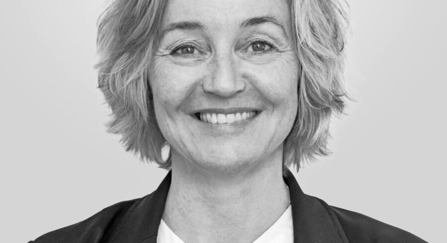 Dorthe Mills er kommet 'hjem' til Danbolig Erhverv i Hillerød. Foto: Danbolig/Esoft Systems
