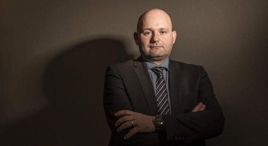 Justitsminister Søren Pape Poulsen (K) skrev fredag på Facebook om de maskerede mennesker, der kom i kamp med politiet: »Hvad sker der i hovedet af de her typer? Tydeligvis ingenting!«