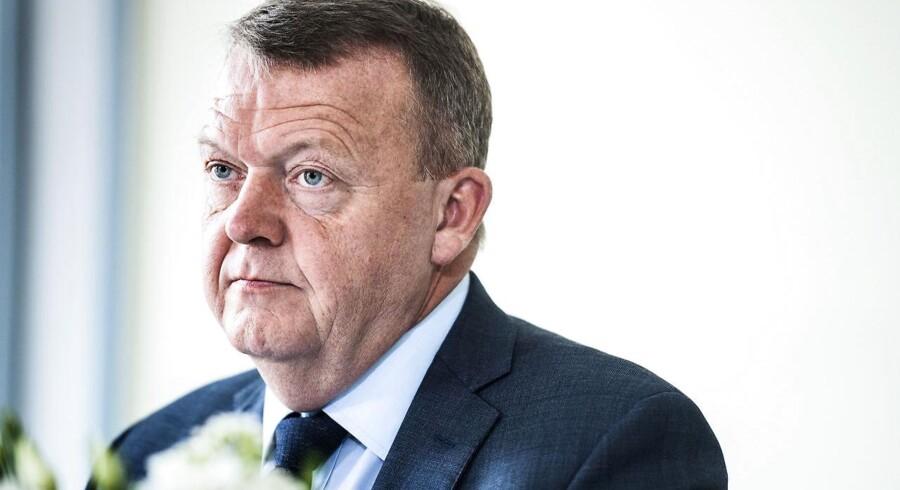 Arkivfoto. Støjberg har handlet korrekt i sagen om Exitcirken, fastslår statsminister. Men han tager afstand fra angreb.