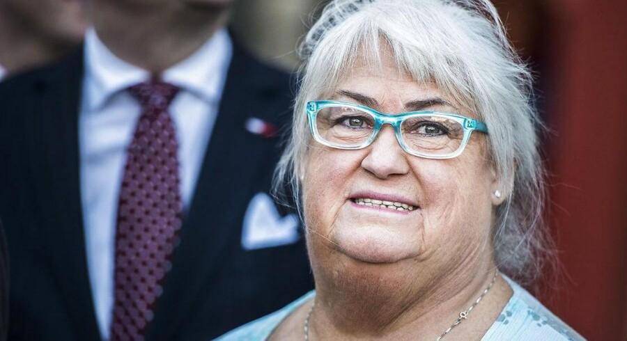 Thyra Frank bliver ny ældreminister på et tidspunkt, hvor der afsættes masser af penge til forbedringer på plejehjemmene.