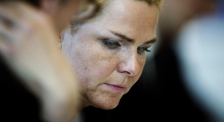 Arkivfoto. Folketingets formand kalder episoderne ved to politikeres besøg på Udrejsecenter Sjælsmark i fredags helt uacceptabel.