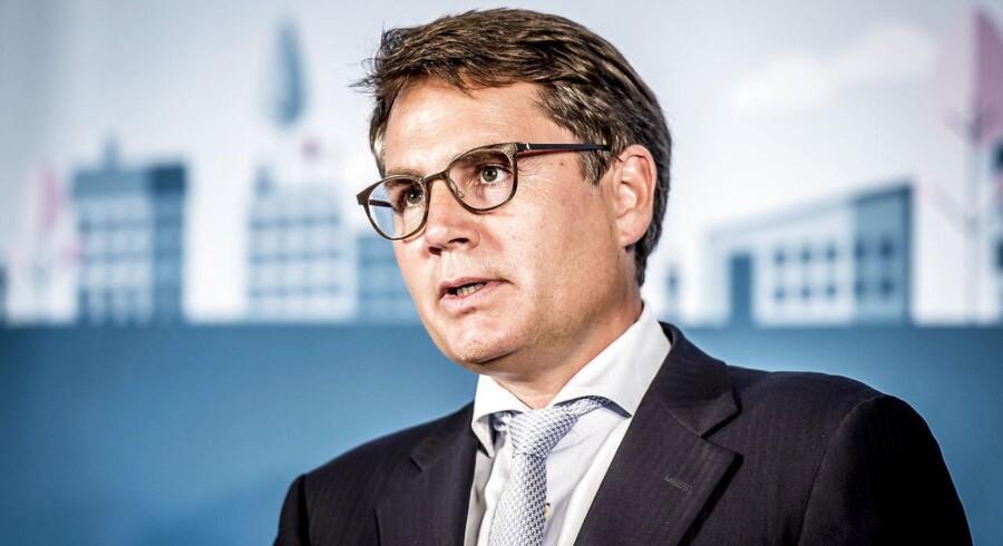 Arkivfoto. Skattetryk, mangel på kvalificeret arbejdskraft og for få investeringer betyder, at Danmark halter efter de øvrige nordiske lande i World Economic Forums årlige undersøgelse af den globale konkurrenceevne.