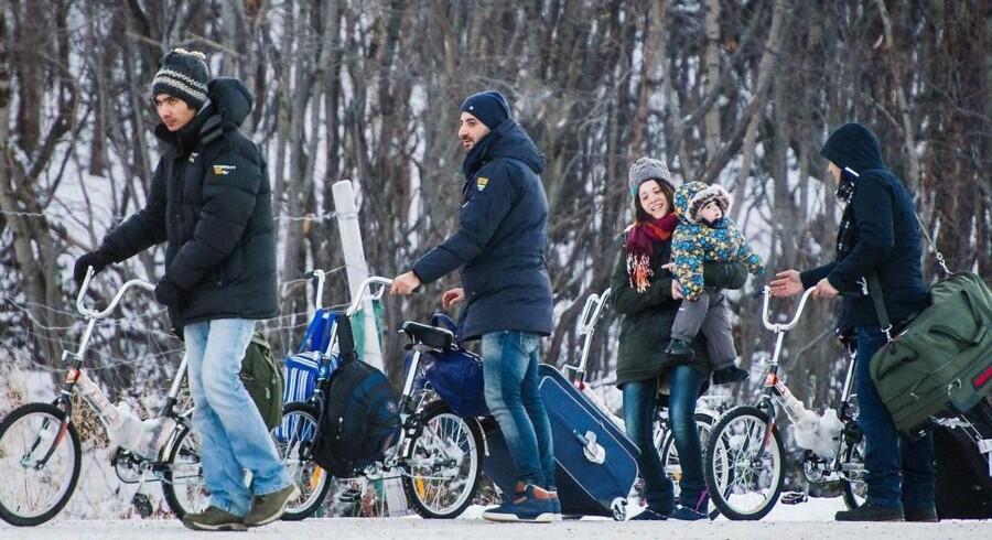 Både i Norge og Sverige er de bedre til at få flygtninge og indvandrere i beskæftigelse end i Danmark