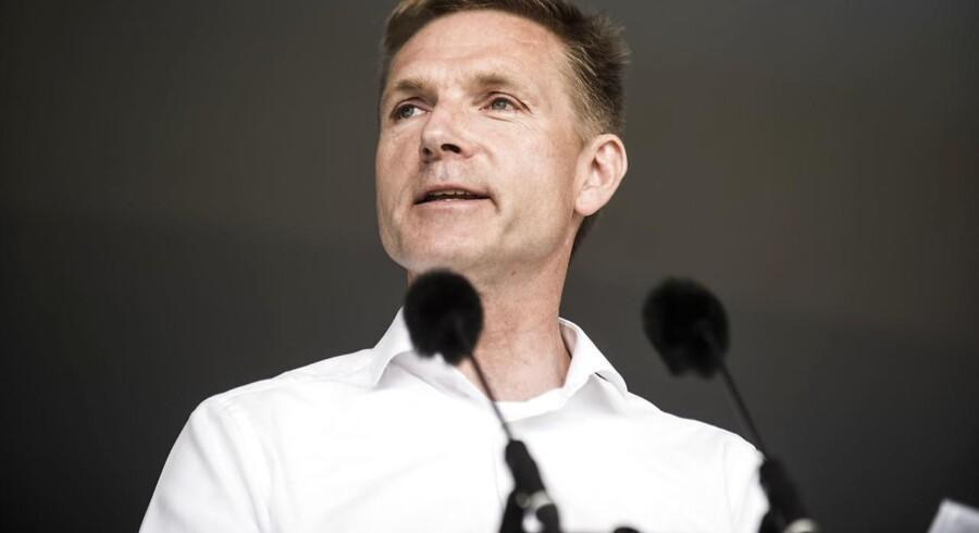 Arkivfoto. Statsministerposten er så vigtig for Løkke, at DF kan veksle det til indflydelse i en VDF-regering, lyder det.