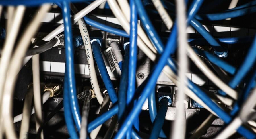 Fejlen viste sig at være opstået i en underkomponent i TDC's mobilnet.