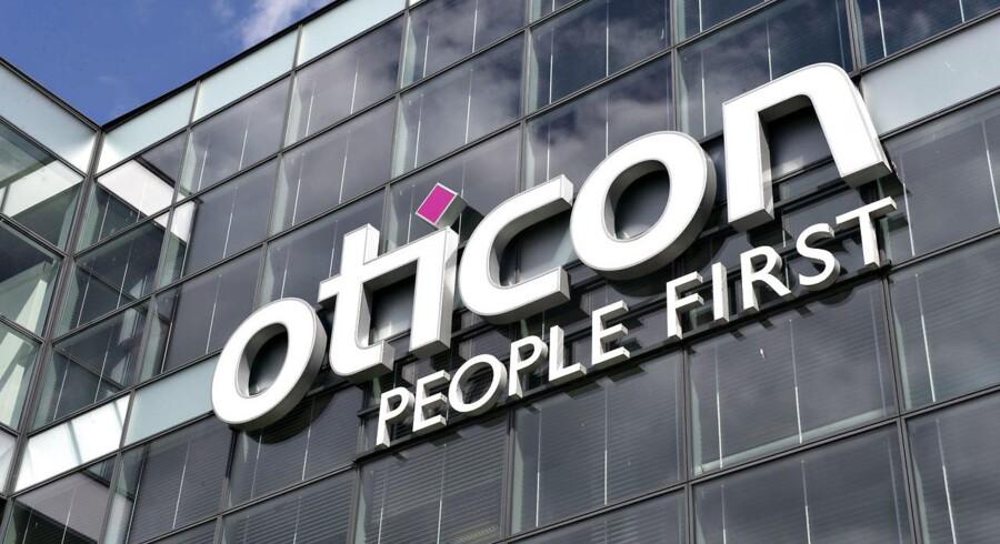 Hvis domstolen beslutter, at Oticon ikke må sælge apparatet, før der er klarhed om sagen, vil det være en katastrofe for selskabet, fortsætter analytikeren.