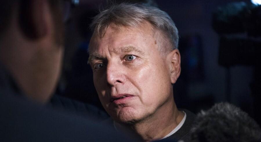 Mikkel Nørskov har været med i Alternativet har været en del af Alternativet fra 2013 og har siden den 7. november været personlig rådgiver for Uffe Elbæk. Nu fratræder han sin stilling og stopper han i partiet. Foto: Sofie Mathiassen