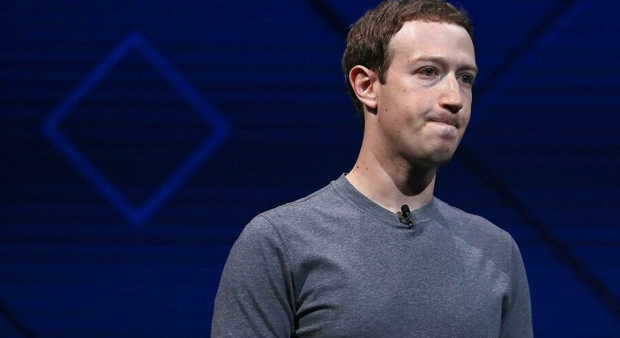Facebook CEO Mark Zuckerberg har nok at se til.