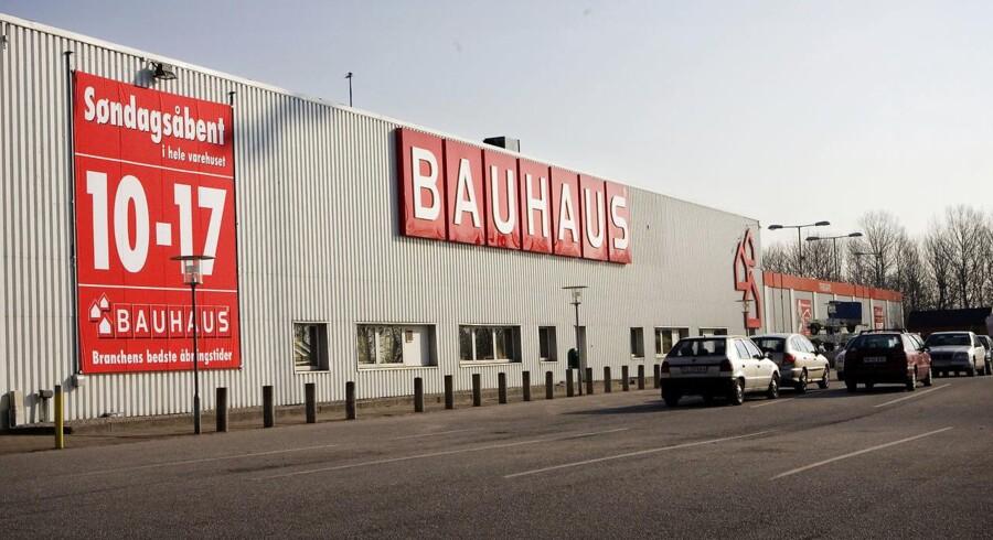 Kommunikationsvirksomheden F.E. Bording har solgt sin grund i Søborg til byggemarkedskæden Bauhaus