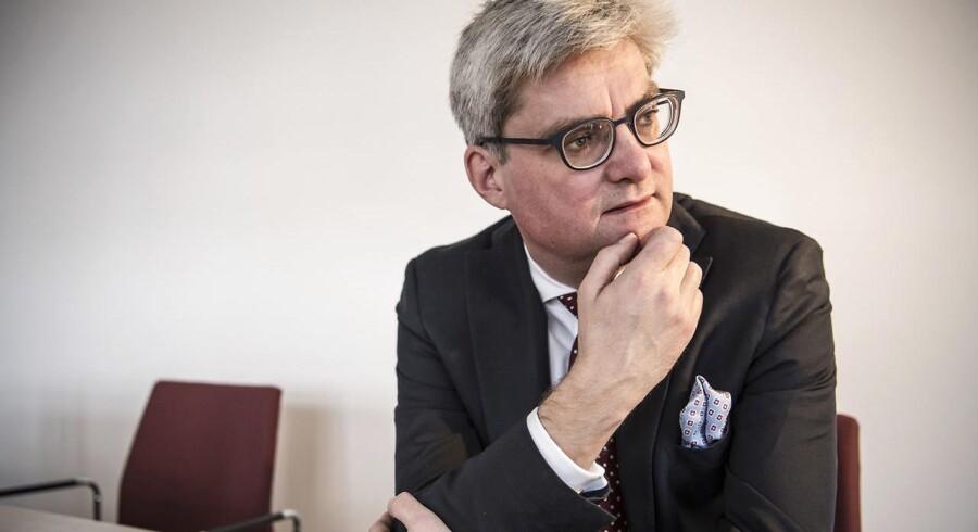 Uddannelsens og forskningsminister Søren Pind. Foto: Søren Bidstrup