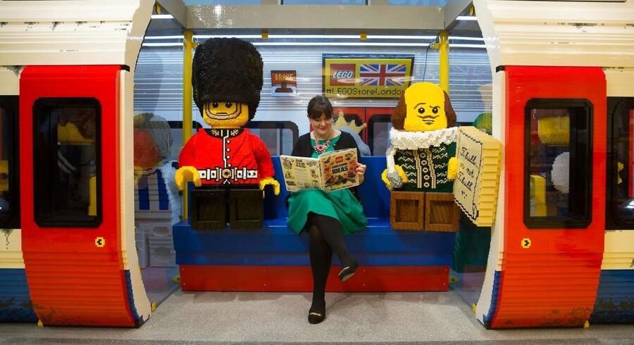 Lego har ingen planer om at forlade England, selvom England forlader EU. Legetøjsproducenten udvider tværtimod sit kontor i den britiske hovedstad.
