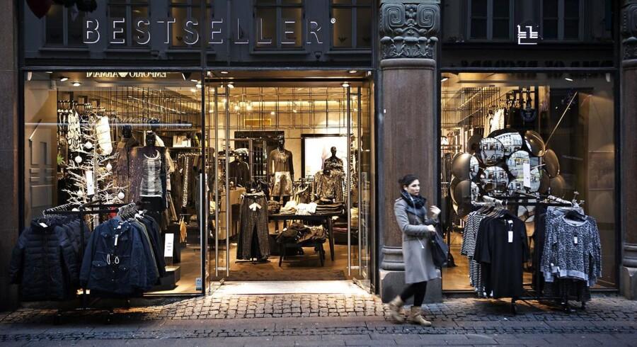 BRE's Only-butikker er på nuværende tidspunkt fordelt i 12 lande, og direktøren ønsker at ekspandere yderligere over de kommende år.