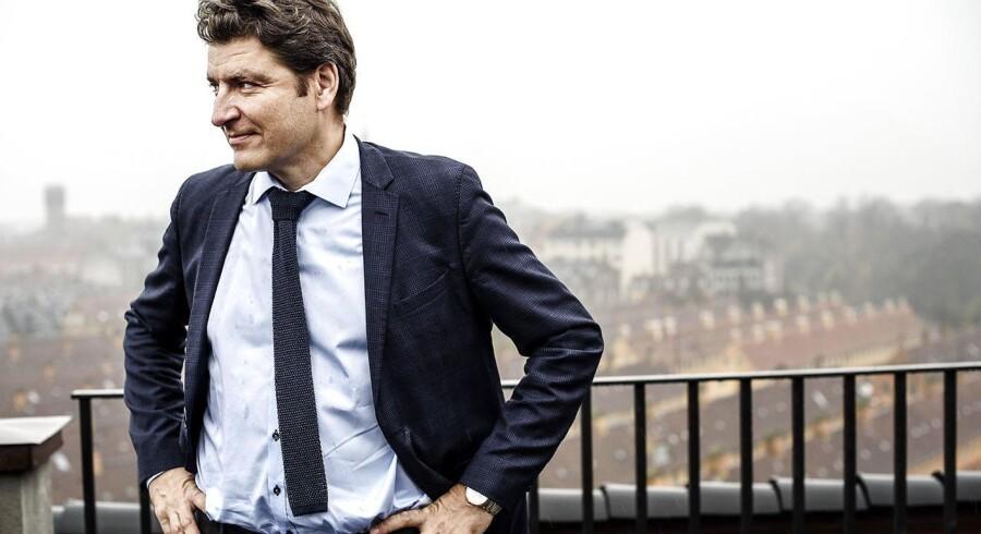 Direktør André Rogaczewski, Netcompany
