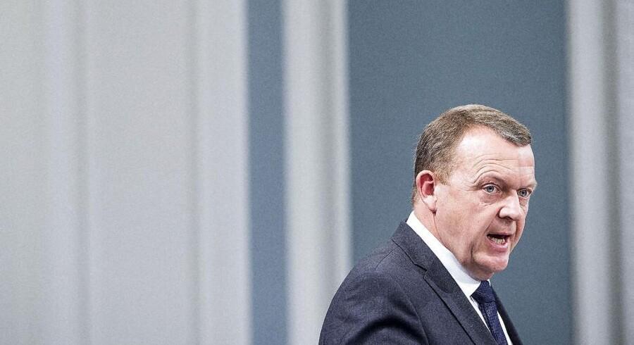 Statsministeren vil ikke indføre grænsekontrol i Danmark.