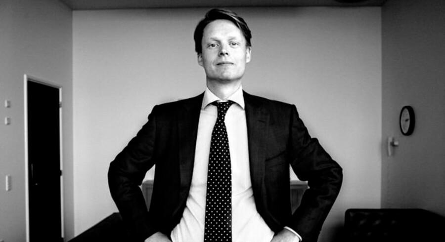 TDCs koncernchef Henrik Poulsen vil gerne først have solgt 3G-mobilforbindelser til danskerne, før man kaster sig over 4G-mulighederne. Foto: Mads Nissen, Scanpix