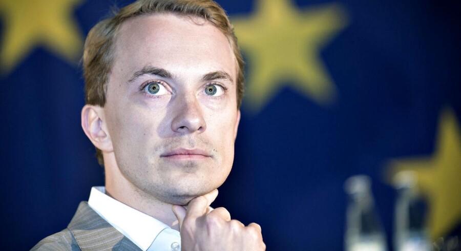 Morten Messerschmidt.
