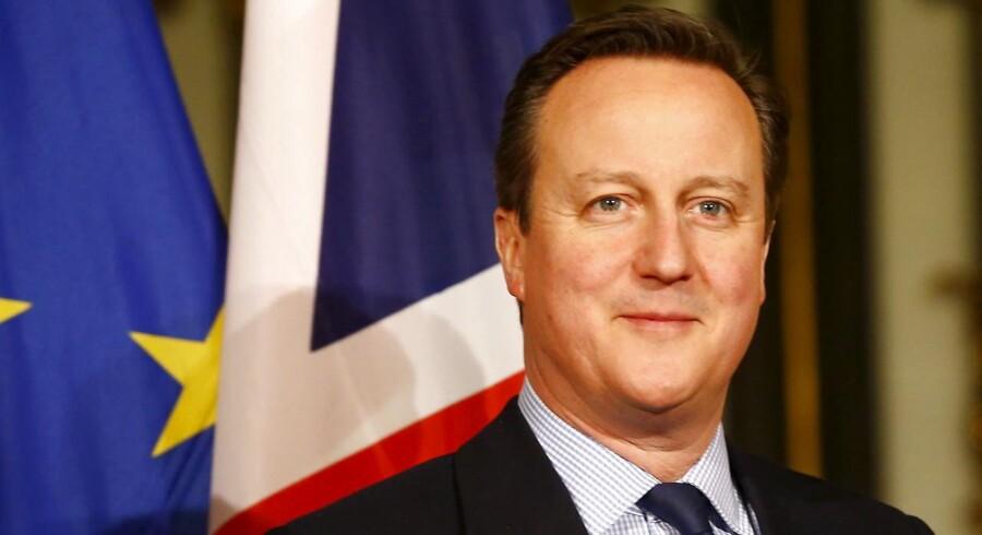 Den britiske premierminister David Cameron har lovet det britiske folk en folkeafstemning om landets medlemskab af EU inden udgangen af 2017.