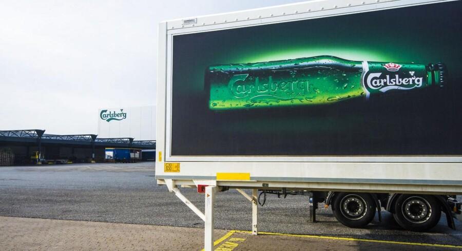 Carlsberg taber 789 millioner kroner på valuta, primært nedturen i den russiske rubel, som dermed rammer bryggerigiganten hårdt, men holder formår at holde omsætningen højere end ventet i Østeuropa.