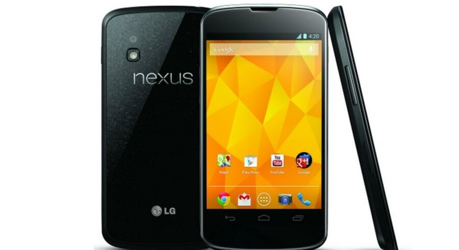 Googles nye Nexus 4-telefon, produceret af sydkoreanske LG, bruger den helt nye udgave af Android, version 4.2, som har en uheldig fejl, formodentlig kun i kort tid endnu.