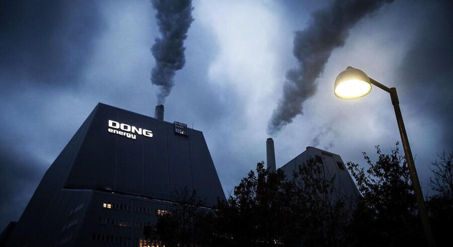 Dong Energy kan måske allerede komme på fondsbørsen i København så tidligt som i indeværende kvartal. (Foto: Jeppe Bjørn Vejlø/Scanpix 2015)