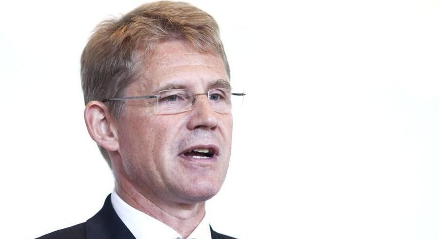 Carlsberg henter Lars Rebien