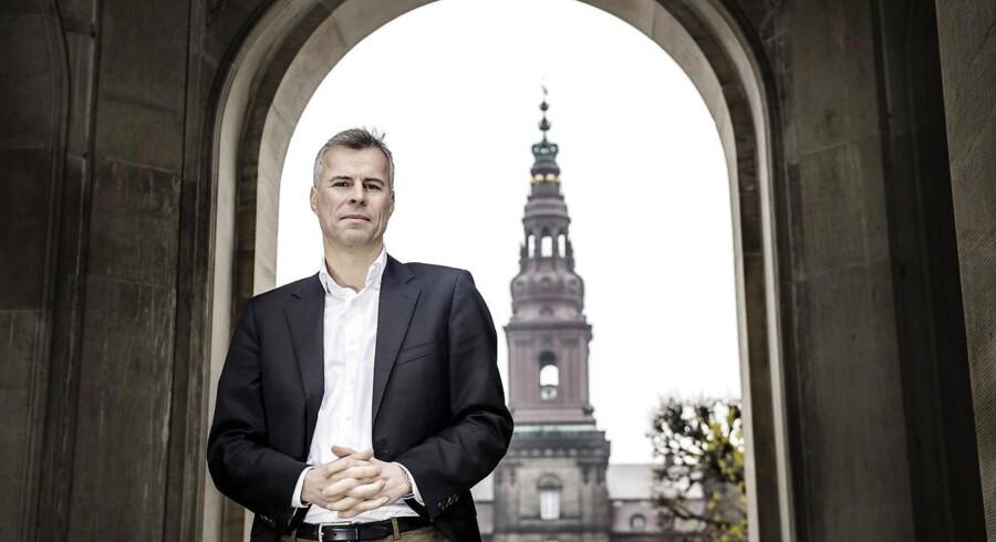 Thomas Larsen er politiskkommentator på Berlingske.